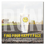 Motivation Find Your Happy Pace
