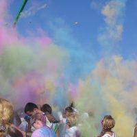 Motivation Monday || Running Color Me Rad