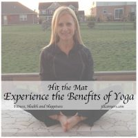 Hit the Mat to Experience the Benefits of Yoga