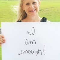 What's Beautiful. i am enough PROJECT.