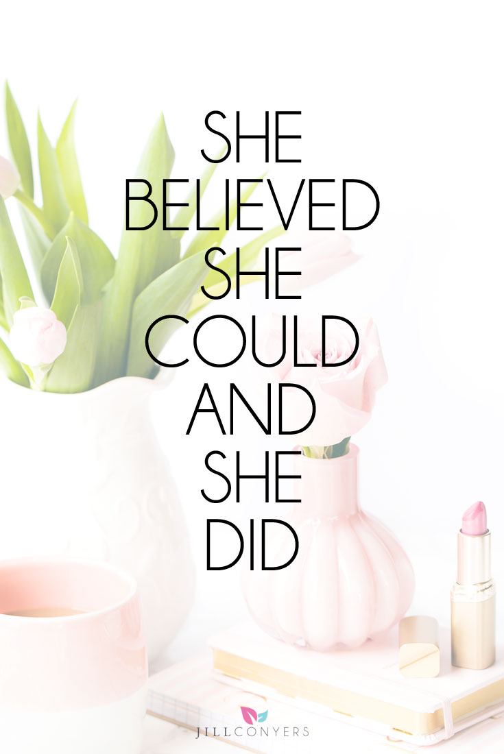 5 Quotes By Women That Inspire Confidence. A few times in life someone will say something that is so right, so true and at exactly the right time, that it changes your life forever. In the words by these amazing women lies the secret to authentic success, the inspiration to embrace your own uniqueness and to live the life that is undeniably your own. Pin it now to read whenever you need a confidence boost. Click through to read the words that inspire confidence. @jillconyers