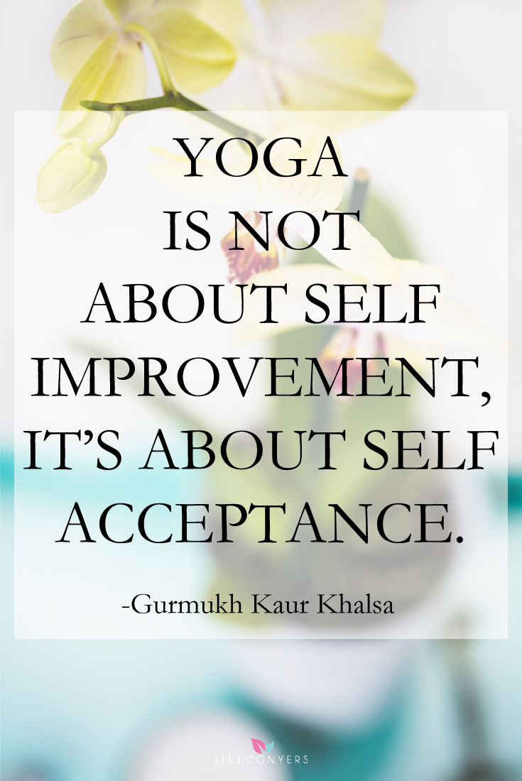 Quotes Yoga Awesome 25 Inspiring Quotes About Yoga And Meditation  Jill Conyers