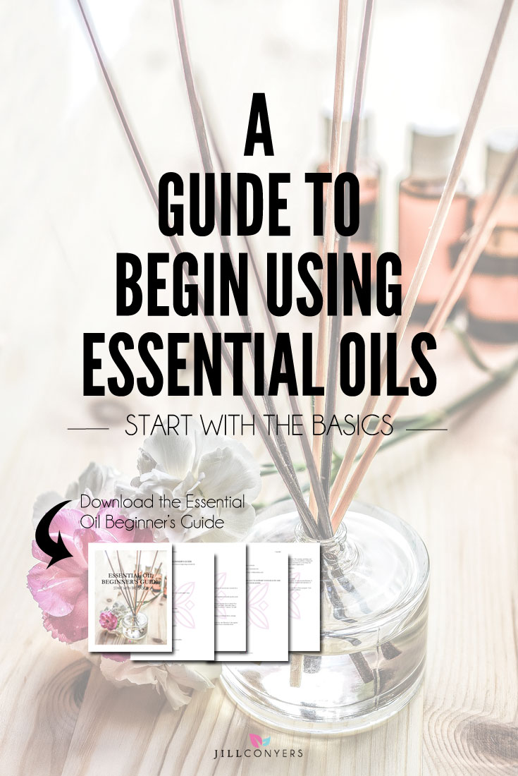 Essential oils have been used throughout the world for centuries and are one of nature's most powerful tools to support health and well-being. Your health and wellness rests in your hands with the choices you make everyday. Click through to learn the basics of essential oils, how to use and recipes and download the Essential Oils Beginner's Guide. Pin it now to share it with family and friends.
