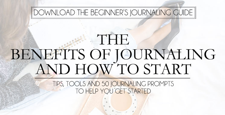 The Benefits of Journaling and How To Start
