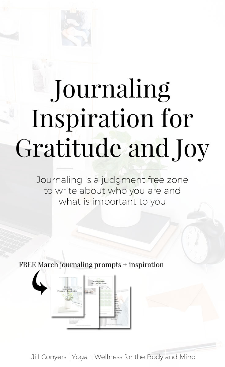 Are you thinking about starting a journal? There is something appealing about the freedom of thought and expression without rules expectations or judgment. Click through to get the tips, tools and prompts I used to start journaling daily. Download the journaling prompts and inspiration now. #selfcare #selflove #gratitude #wellness #journaling