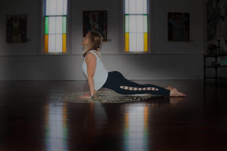 Vinyasa Yin Yoga