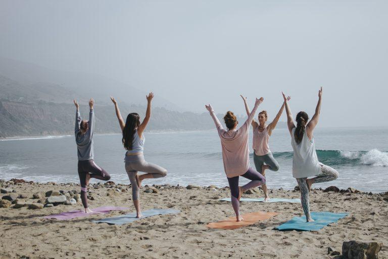 Inspiration To Share When Teaching a Yoga Class