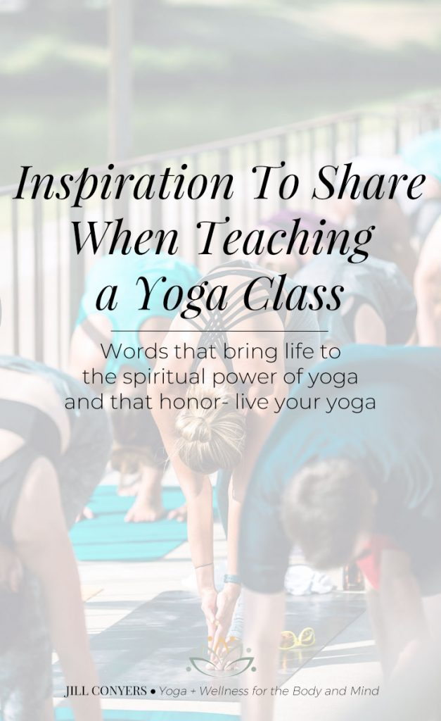 Words that bring life to the spiritual power of yoga and to honor- live your yoga. Inspiration for on and off the mat. #yoga #yogateacher #yogajourney