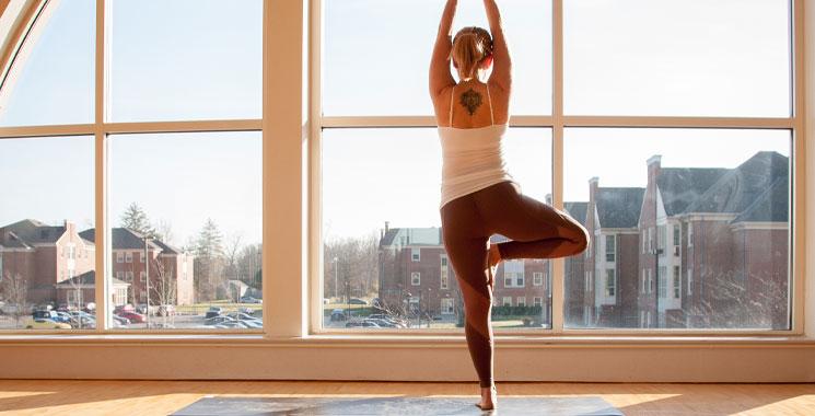 Beginner Yoga Poses Workshop